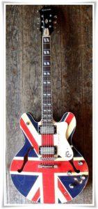 アレキサンドロス川上洋平のギターの種類まとめ!アコギ以外も凄い?13